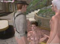 3D Gay Villa Android