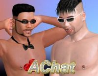 AChat gay free game