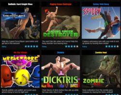 Gay porn games online